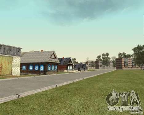 Nouveau champ de rêves pour GTA San Andreas troisième écran