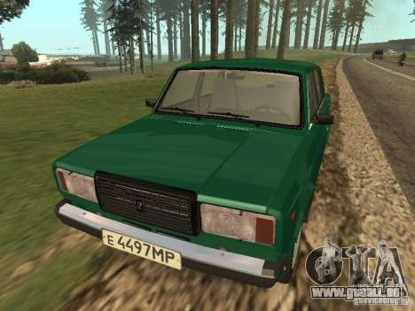VAZ 2107 1988 für GTA San Andreas