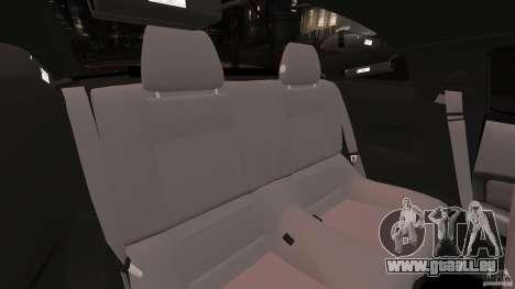 Ford Mustang 2013 Police Edition [ELS] für GTA 4 Seitenansicht