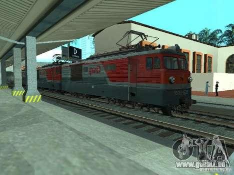 RZD Vl10-1628 pour GTA San Andreas laissé vue
