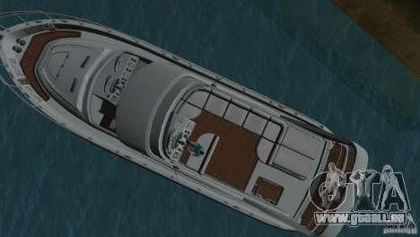 Boot für GTA Vice City Rückansicht