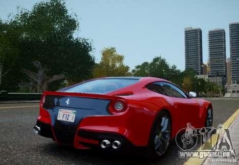 Ferrari F12 Berlinetta 2013 pour GTA 4 est une gauche