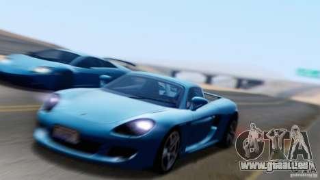 SA Beautiful Realistic Graphics 1.6 pour GTA San Andreas neuvième écran