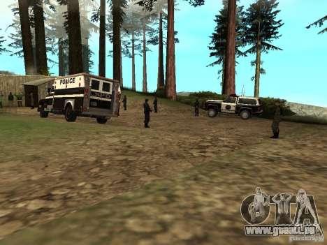 Drug Assurance pour GTA San Andreas deuxième écran