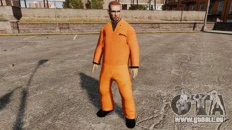 Sam Fisher v5 pour GTA 4
