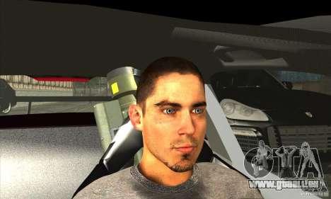Jack Rourke pour GTA San Andreas cinquième écran