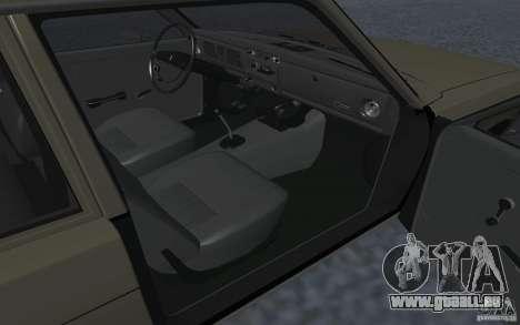 Datsun 510 pour GTA San Andreas sur la vue arrière gauche