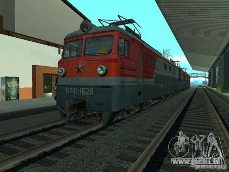RZD Vl10-1628 pour GTA San Andreas