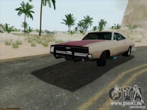 Dodge Charger 1969 pour GTA San Andreas