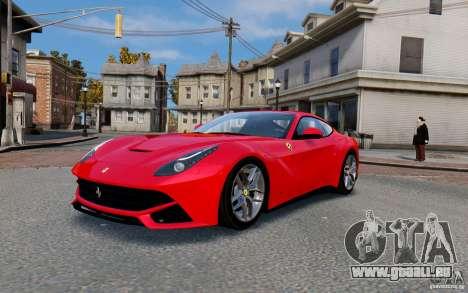 Ferrari F12 Berlinetta 2013 [EPM] für GTA 4