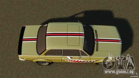 BMW 2002 Turbo 1973 für GTA 4 rechte Ansicht