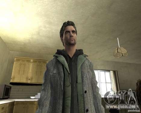 Alan Wake pour GTA San Andreas cinquième écran