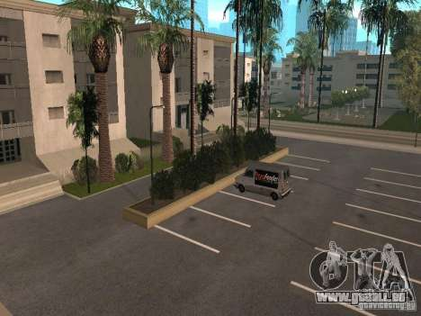 Parking Save Garages für GTA San Andreas dritten Screenshot