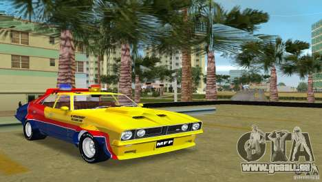 Ford Falcon 351 GT Interceptor pour GTA Vice City