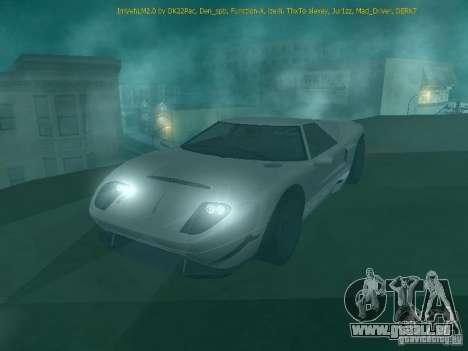 La balle de la GTA TBoGT FIV pour GTA San Andreas