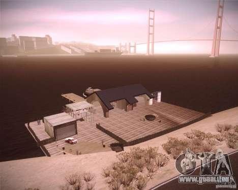 Beach House für GTA San Andreas