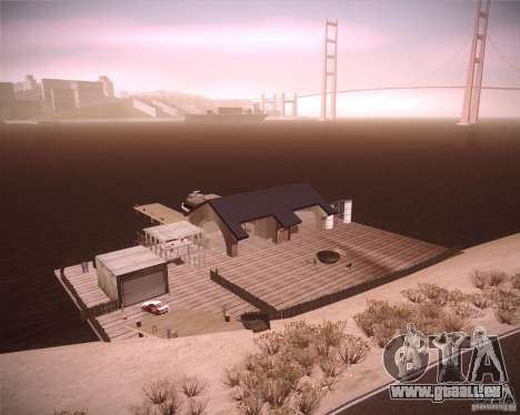 Beach House pour GTA San Andreas