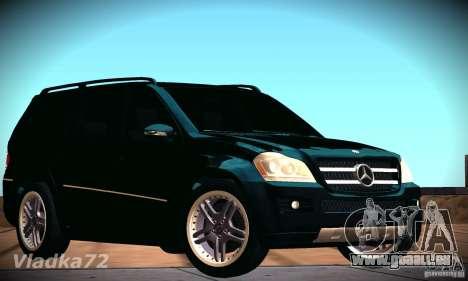 Mercedes-Benz GL500 V.2 für GTA San Andreas