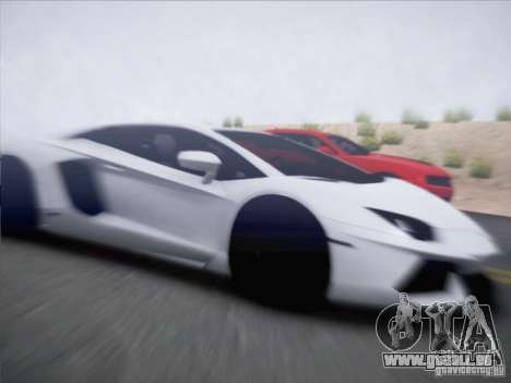 SA_NGGE ENBSeries v1.2 Final pour GTA San Andreas deuxième écran