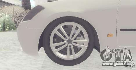 Infiniti M35 für GTA San Andreas linke Ansicht
