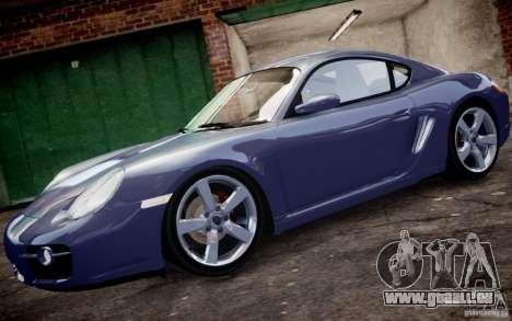 Porsche Cayman S 2006 EPM pour GTA 4 est une gauche
