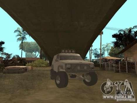 Jeep Cherokee 1984 v.2 für GTA San Andreas