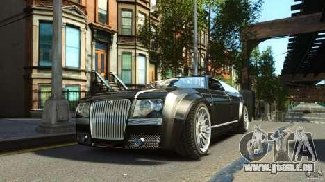 PMP600 Sport Wagon pour GTA 4