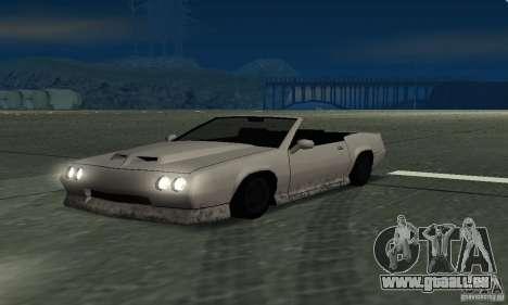 Buffalo Cabrio für GTA San Andreas