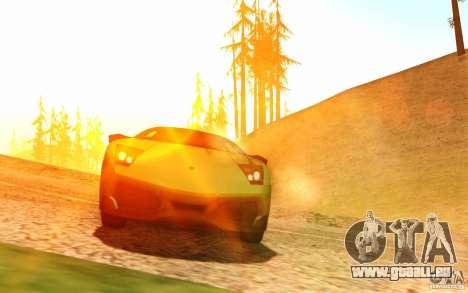Direct R V1.1 pour GTA San Andreas deuxième écran