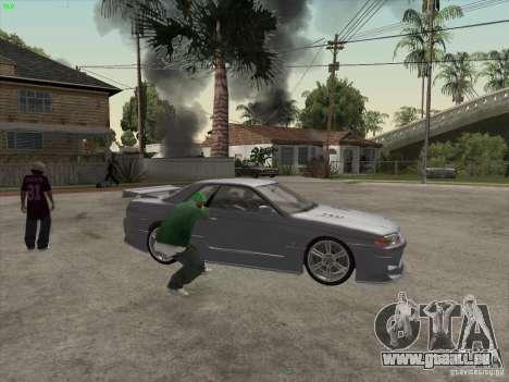 Close Doors for Cars für GTA San Andreas zweiten Screenshot