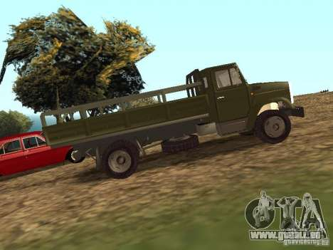 ZIL 4331 für GTA San Andreas linke Ansicht