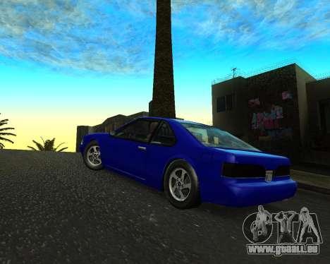 Khord ThunderWing für GTA San Andreas linke Ansicht