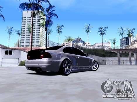 BMW 318i E46 Drift Style pour GTA San Andreas vue de droite