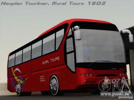 Neoplan Tourliner. Rural Tours 1502 für GTA San Andreas