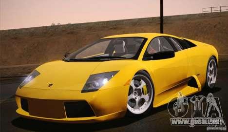 Lamborghini Murcielago 2002 v 1.0 für GTA San Andreas