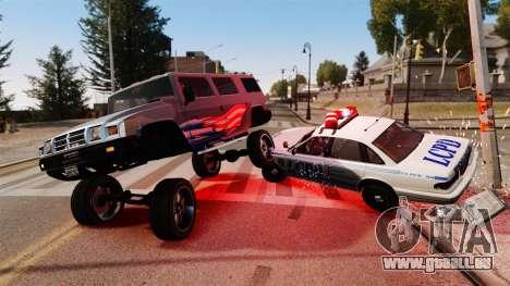 Monster Patriot pour GTA 4 secondes d'écran