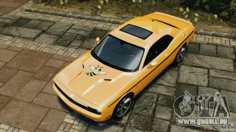 Dodge Challenger SRT8 392 2012 [EPM] pour GTA 4