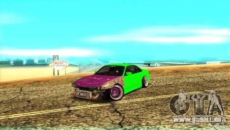 Nissan Silvia S14 für GTA San Andreas linke Ansicht