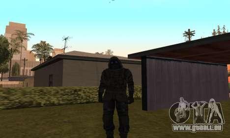 Vector REORC pour GTA San Andreas cinquième écran
