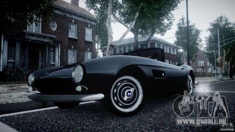 BMW 507 1959 pour GTA 4 est un droit