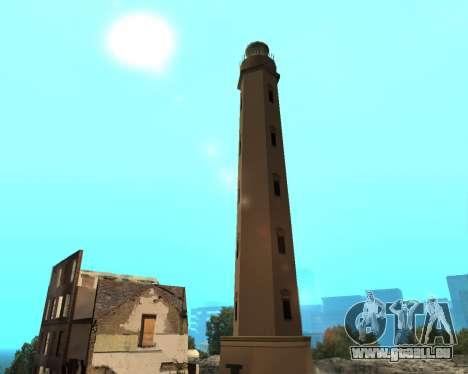 Real New San Francisco v1 für GTA San Andreas elften Screenshot