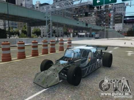 Villain The Fast and the Furious 6 für GTA 4