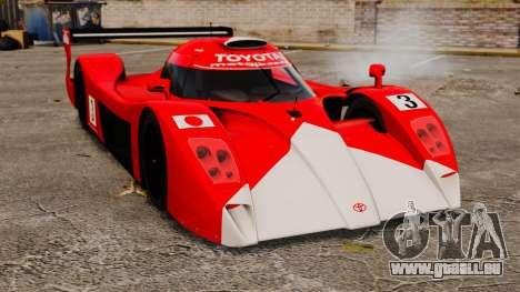 Toyota GT-One TS020 für GTA 4