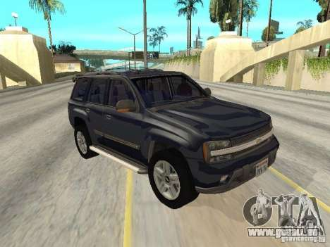 Chevrolet TrailBlazer 2003 für GTA San Andreas