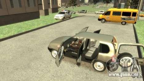 Chevrolet Niva pour GTA 4 est un droit
