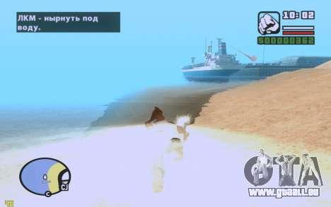 ENBSeries By VadimSpiridonov v.0.2 pour GTA San Andreas cinquième écran