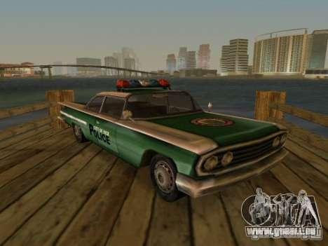 Voodoo Police für GTA Vice City