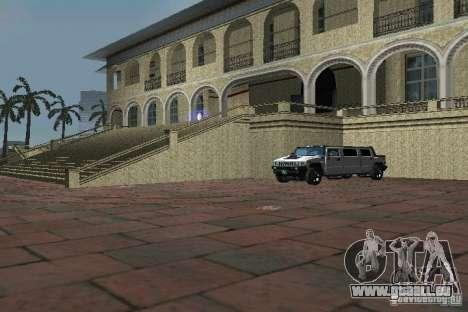New Mansion GTA Vice City pour la troisième écran