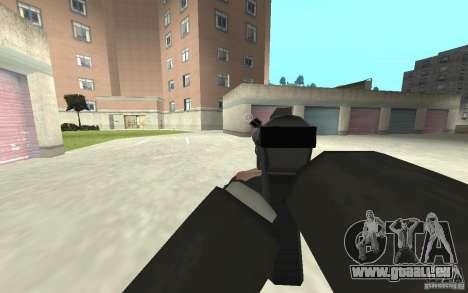 Nouvelle animation de GTA IV pour GTA San Andreas septième écran
