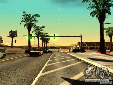 ENBSeries v1.2 für GTA San Andreas zweiten Screenshot